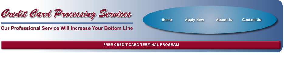 Free Credit Card Terminal Program
